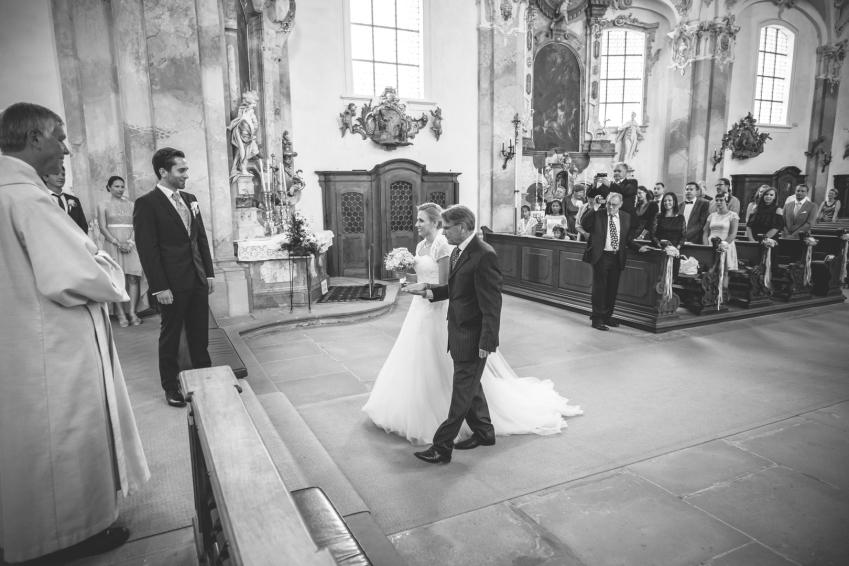 Hochzeit Wallfahrtskirche Birnau Bodensee
